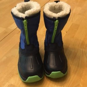 Carter's Toddler Boy Snow Boots, Sz 11